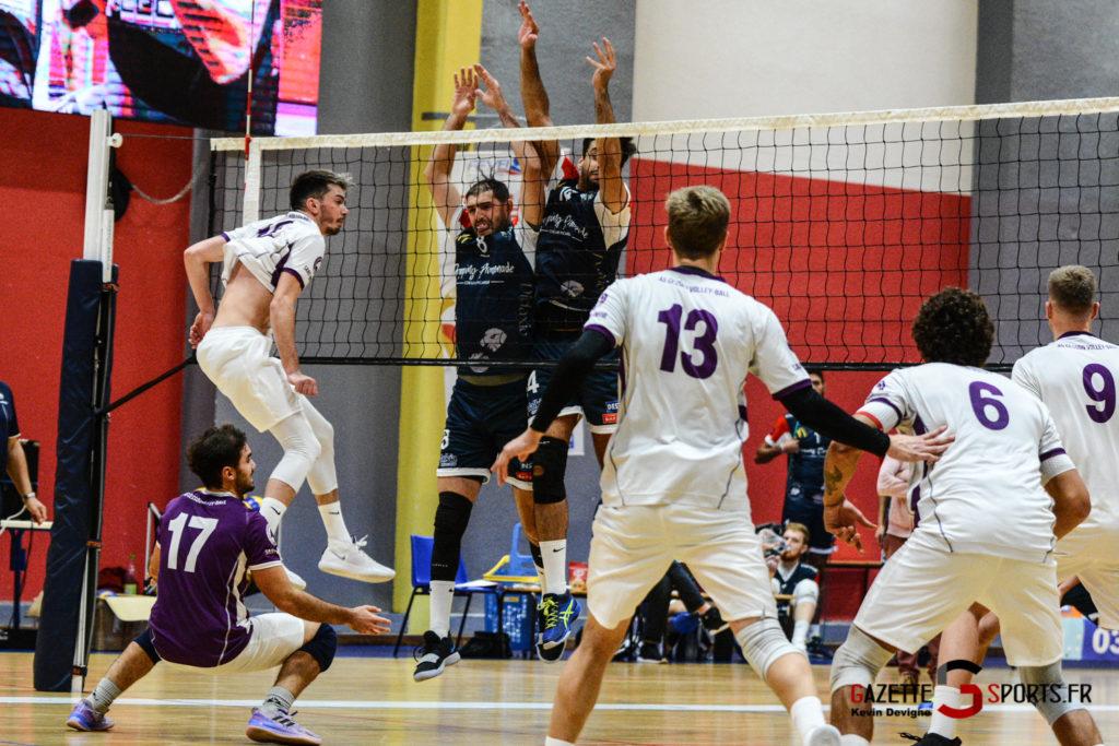 Volley Ball Amvb Vs As Cesson Saint Brieuc Kevin Devigne Gazettesports 12