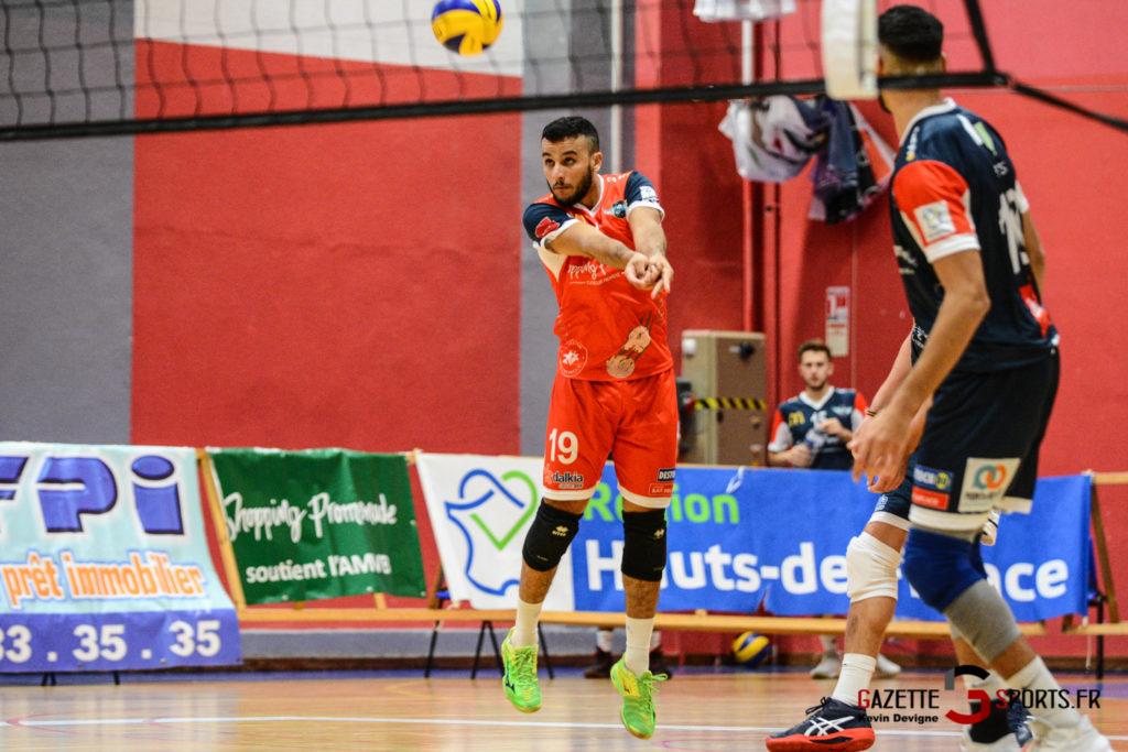 Volley Ball Amvb Vs As Cesson Saint Brieuc Kevin Devigne Gazettesports 16