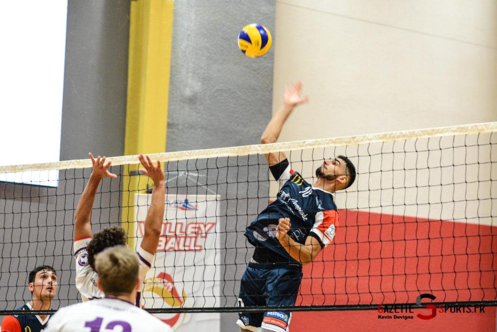 Volley Ball Amvb Vs As Cesson Saint Brieuc Kevin Devigne Gazettesports 18