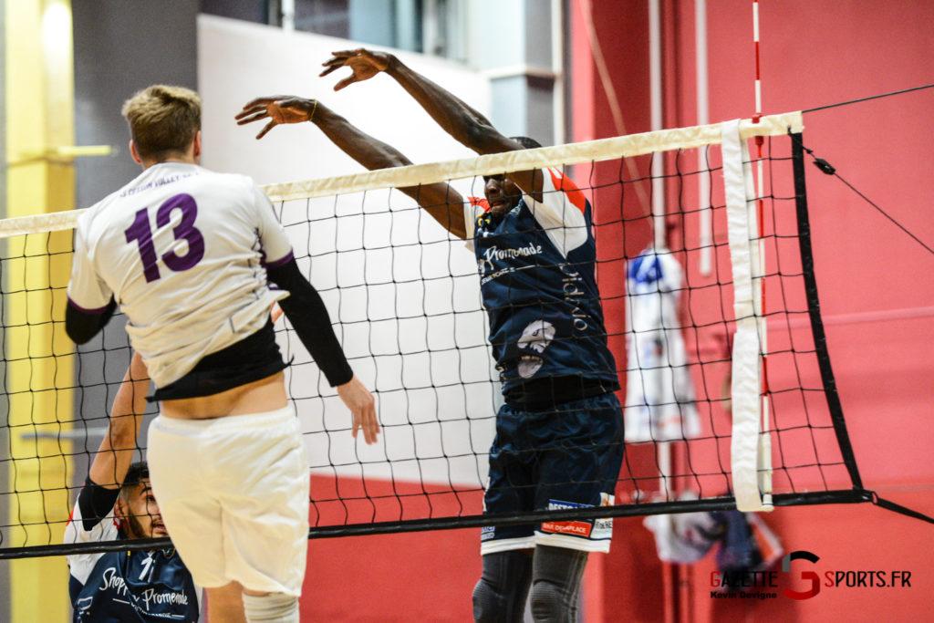 Volley Ball Amvb Vs As Cesson Saint Brieuc Kevin Devigne Gazettesports 19