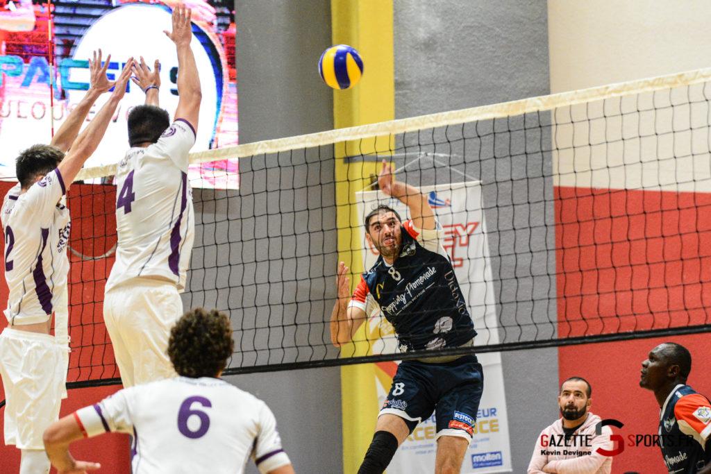 Volley Ball Amvb Vs As Cesson Saint Brieuc Kevin Devigne Gazettesports 20