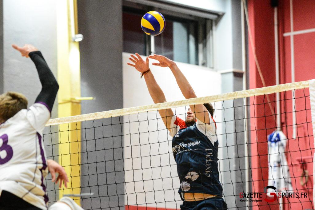 Volley Ball Amvb Vs As Cesson Saint Brieuc Kevin Devigne Gazettesports 23