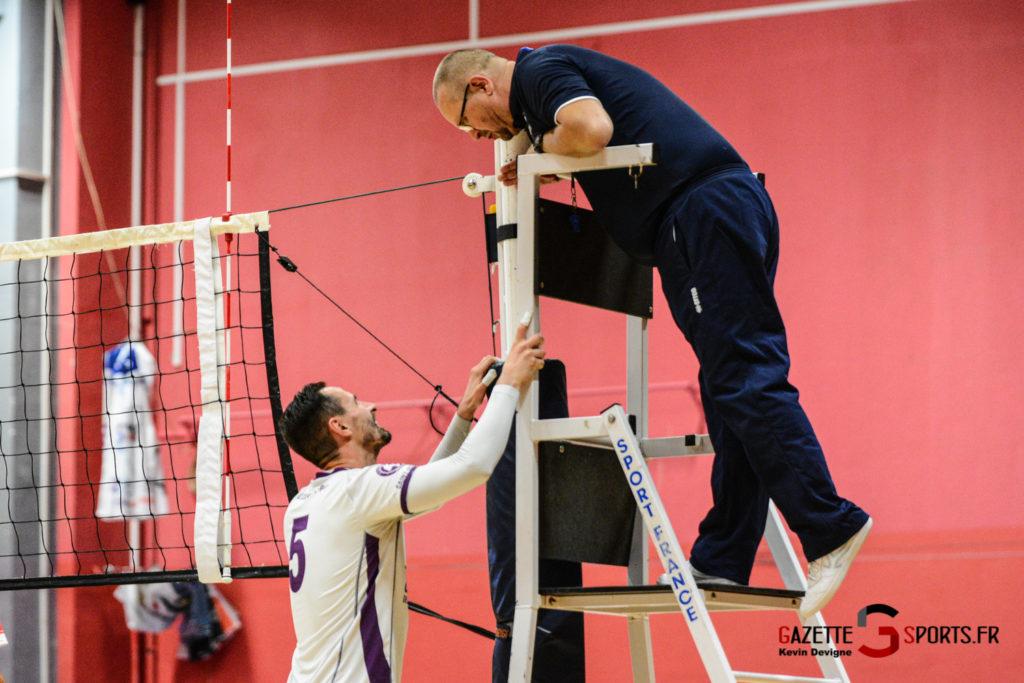 Volley Ball Amvb Vs As Cesson Saint Brieuc Kevin Devigne Gazettesports 24
