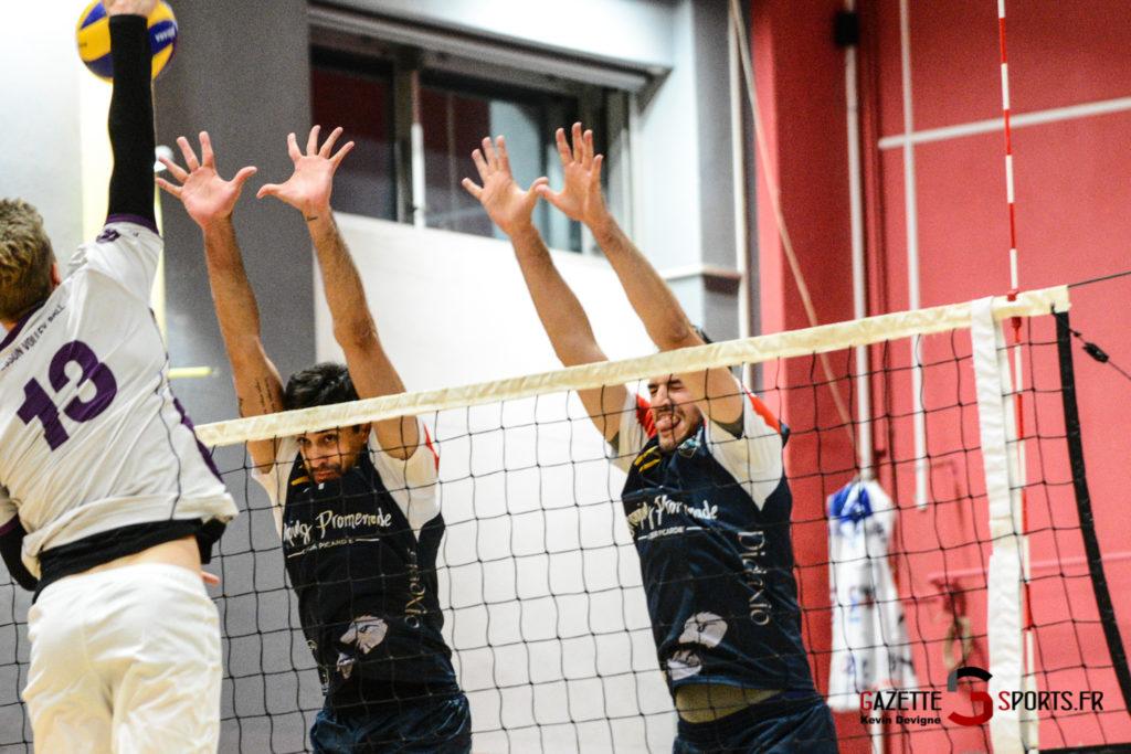 Volley Ball Amvb Vs As Cesson Saint Brieuc Kevin Devigne Gazettesports 26