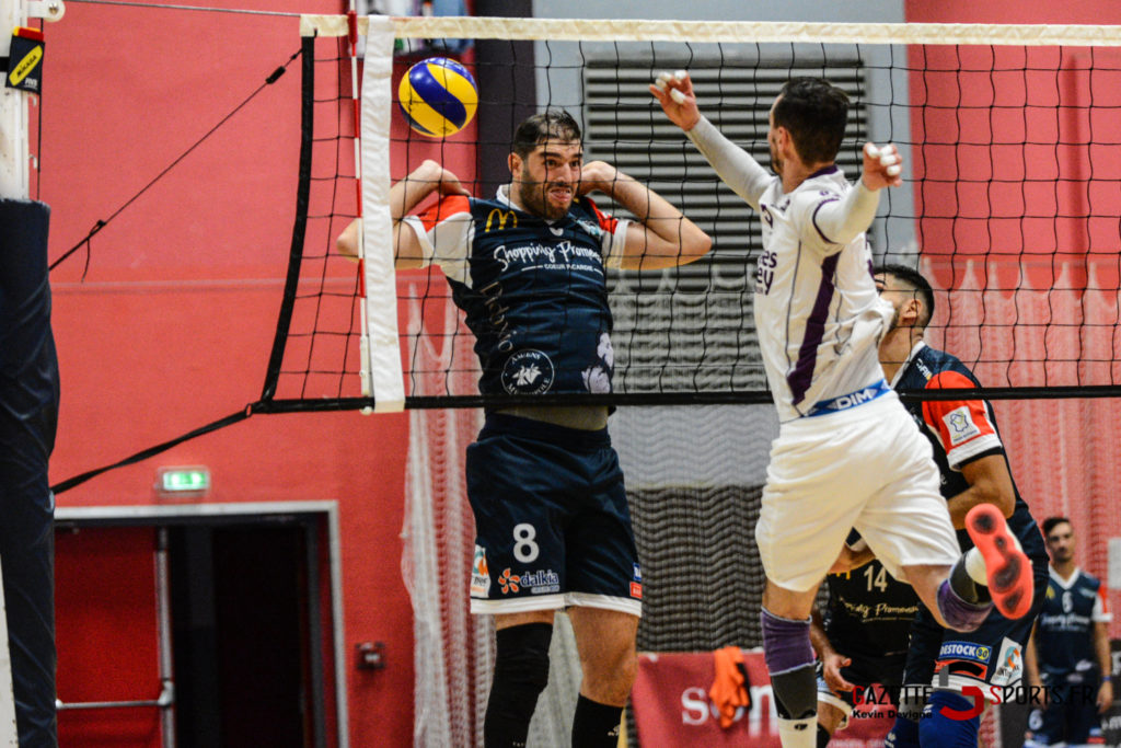 Volley Ball Amvb Vs As Cesson Saint Brieuc Kevin Devigne Gazettesports 27