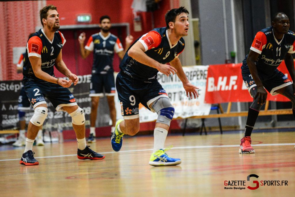Volley Ball Amvb Vs As Cesson Saint Brieuc Kevin Devigne Gazettesports 28