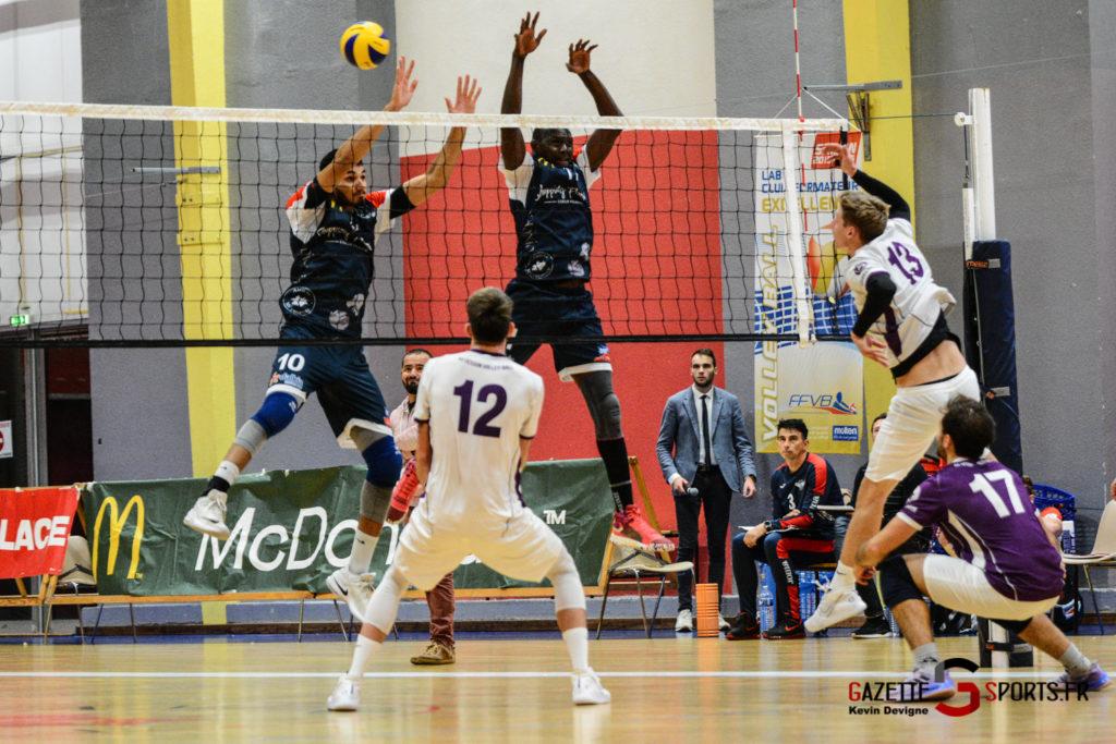 Volley Ball Amvb Vs As Cesson Saint Brieuc Kevin Devigne Gazettesports 29