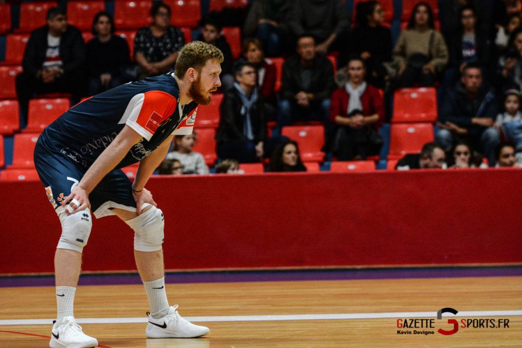 Volley Ball Amvb Vs As Cesson Saint Brieuc Kevin Devigne Gazettesports 3
