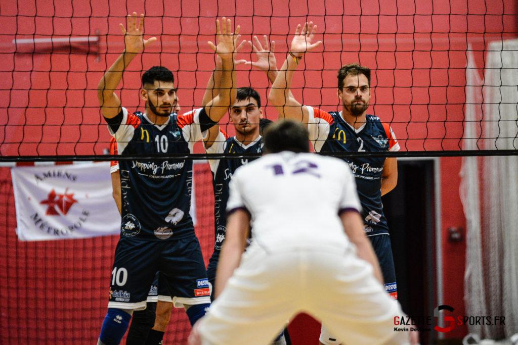 Volley Ball Amvb Vs As Cesson Saint Brieuc Kevin Devigne Gazettesports 30