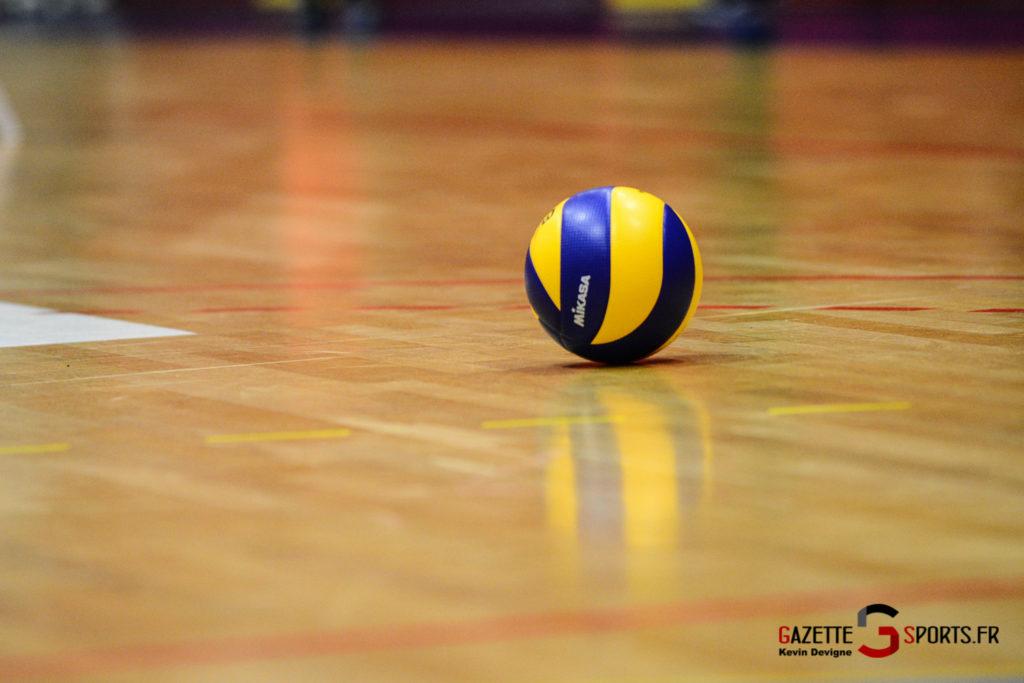 Volley Ball Amvb Vs As Cesson Saint Brieuc Kevin Devigne Gazettesports 34