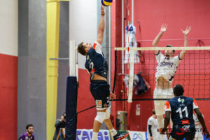Volley Ball Amvb Vs As Cesson Saint Brieuc Kevin Devigne Gazettesports 36