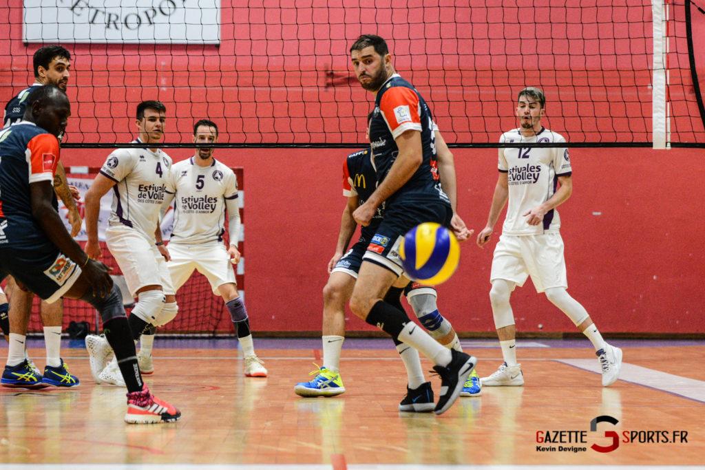 Volley Ball Amvb Vs As Cesson Saint Brieuc Kevin Devigne Gazettesports 38