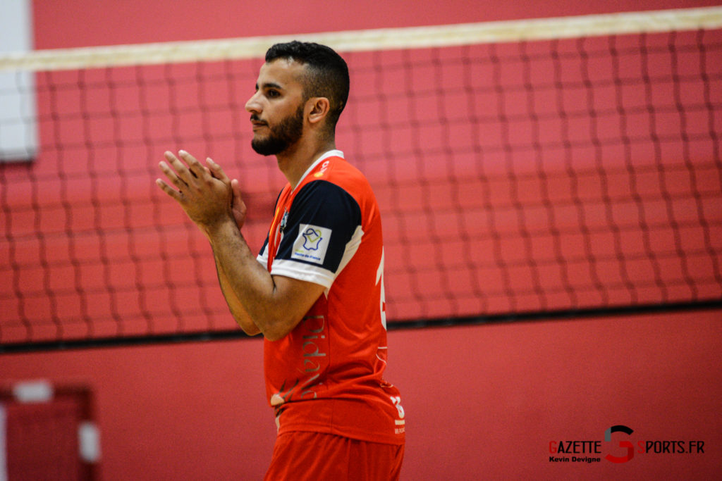 Volley Ball Amvb Vs As Cesson Saint Brieuc Kevin Devigne Gazettesports 39