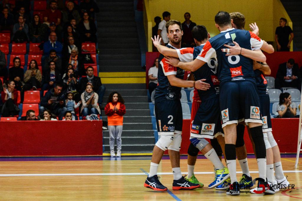 Volley Ball Amvb Vs As Cesson Saint Brieuc Kevin Devigne Gazettesports 4
