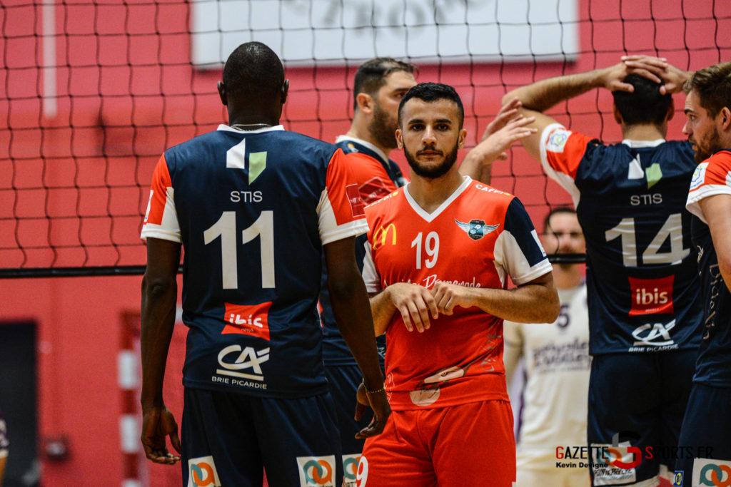 Volley Ball Amvb Vs As Cesson Saint Brieuc Kevin Devigne Gazettesports 40