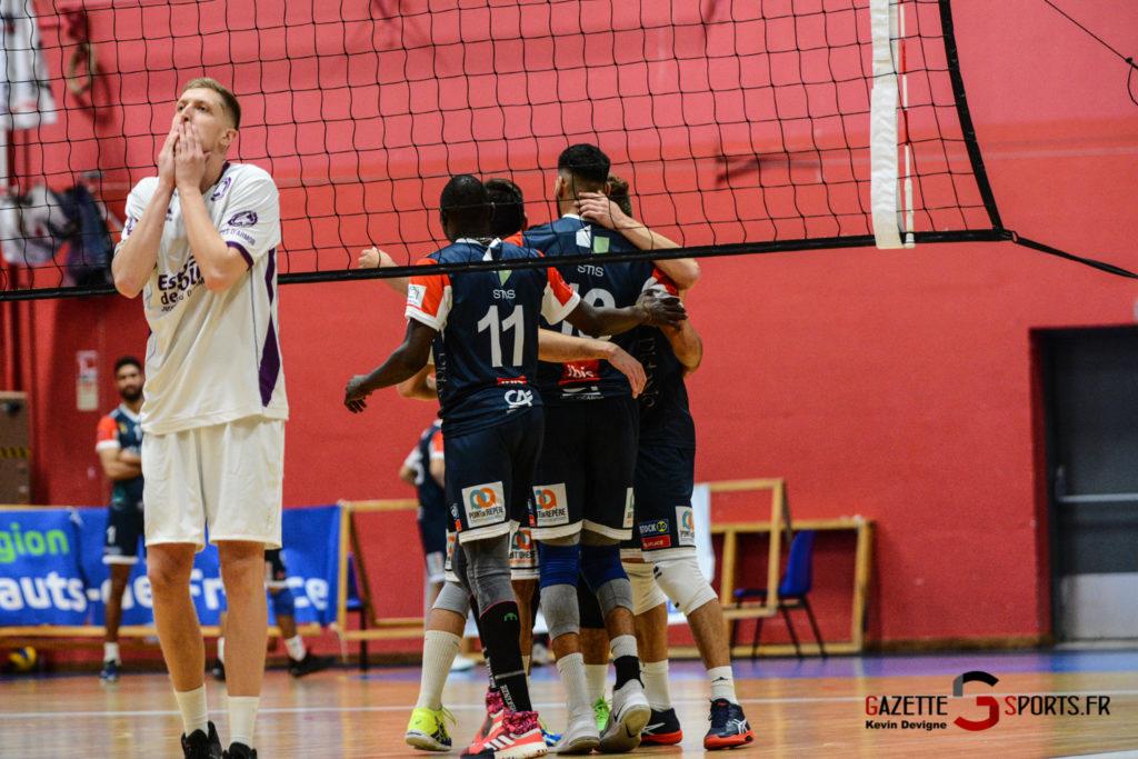 Volley Ball Amvb Vs As Cesson Saint Brieuc Kevin Devigne Gazettesports 47