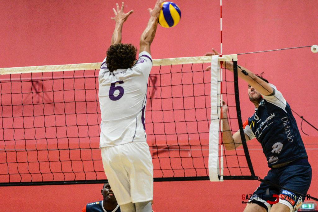 Volley Ball Amvb Vs As Cesson Saint Brieuc Kevin Devigne Gazettesports 49