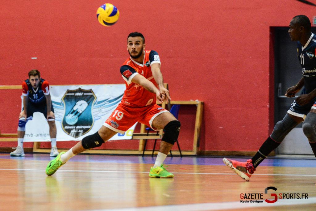 Volley Ball Amvb Vs As Cesson Saint Brieuc Kevin Devigne Gazettesports 51