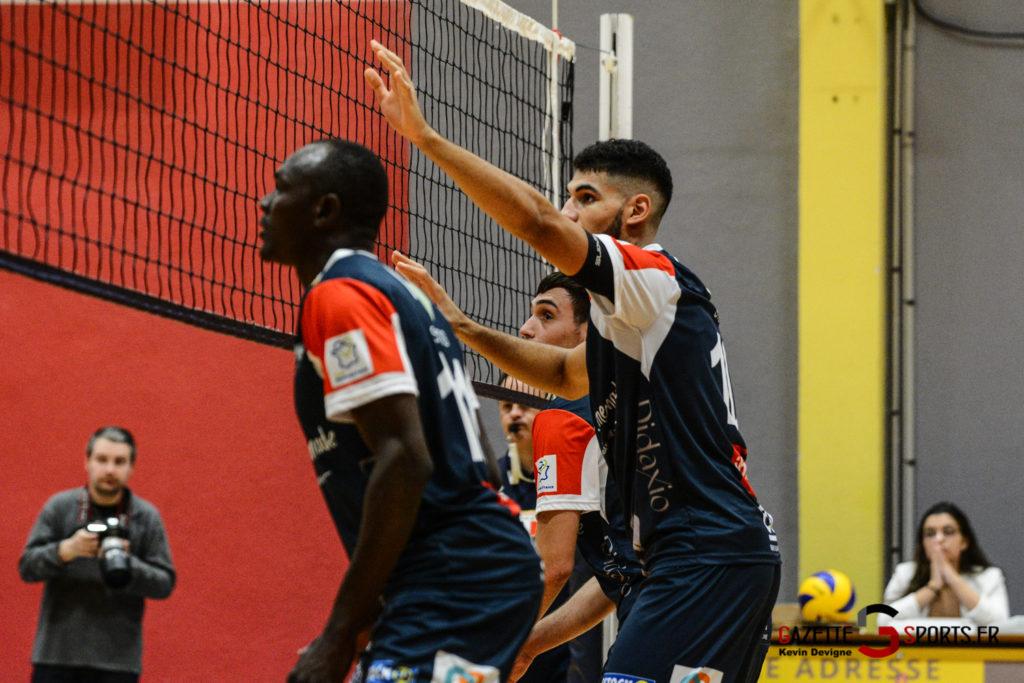 Volley Ball Amvb Vs As Cesson Saint Brieuc Kevin Devigne Gazettesports 52