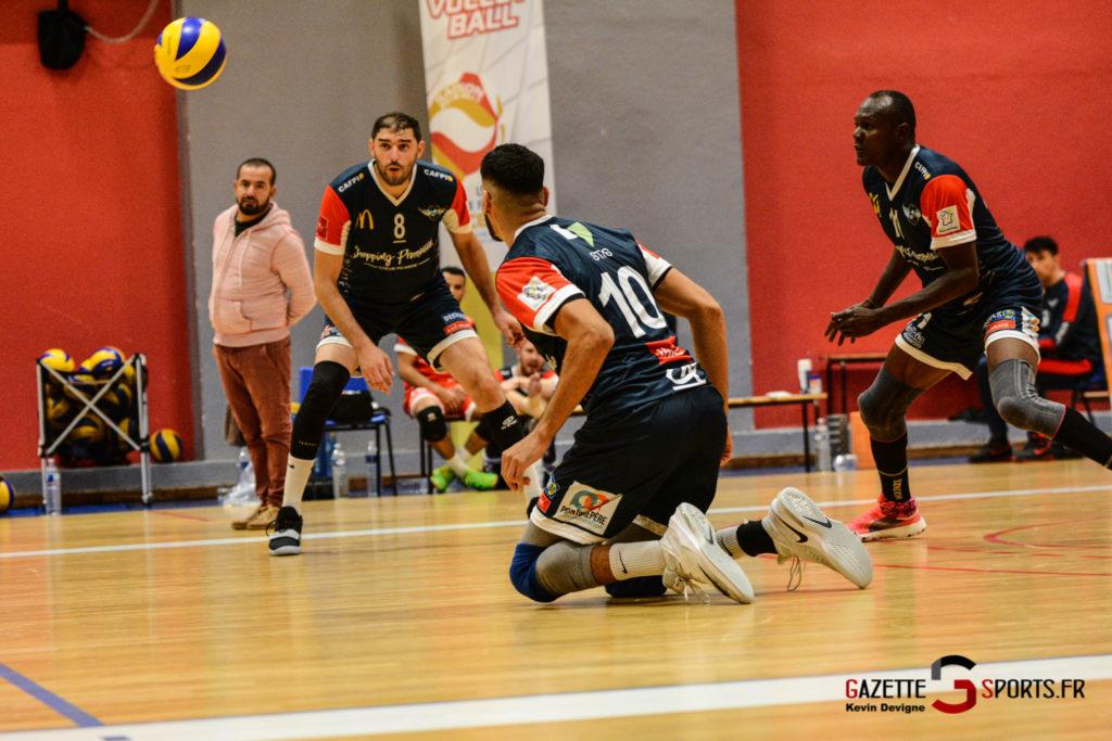 Volley Ball Amvb Vs As Cesson Saint Brieuc Kevin Devigne Gazettesports 54