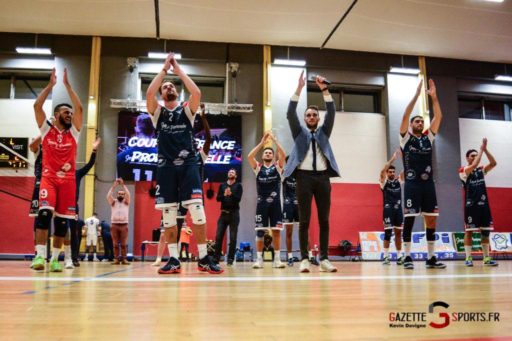 Volley Ball Amvb Vs As Cesson Saint Brieuc Kevin Devigne Gazettesports 58