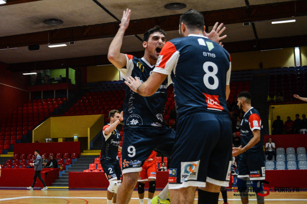 Volley Ball Amvb Vs As Cesson Saint Brieuc Kevin Devigne Gazettesports 8