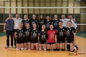 Volleyball Feminin Lamvb Vs Savigny Sur Orge (reynald Valleron) (1)