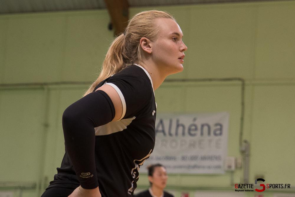 Volleyball Feminin Lamvb Vs Savigny Sur Orge (reynald Valleron) (24)