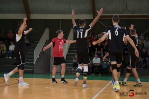 Volleyball Masculin Lamvb Vs Vb Club Sarrasin (reynald Valleron) (2)