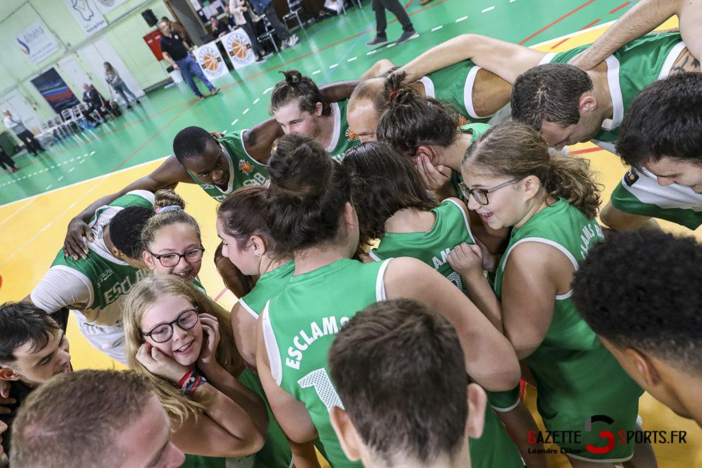 Basket Esclams Longueau Vs Juvisy 0002 Leandre Leber Gazettesports