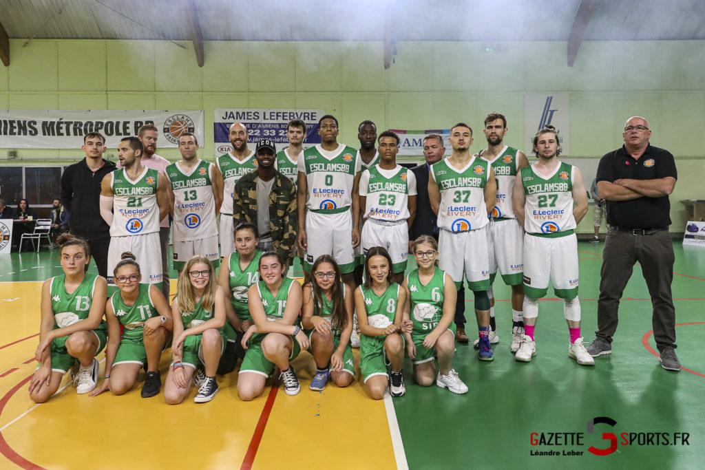 Basket Esclams Longueau Vs Juvisy 0004 Leandre Leber Gazettesports