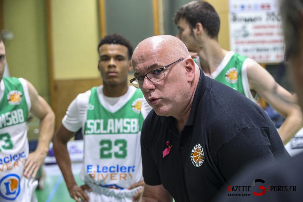 Basket Esclams Longueau Vs Juvisy 0006 Leandre Leber Gazettesports