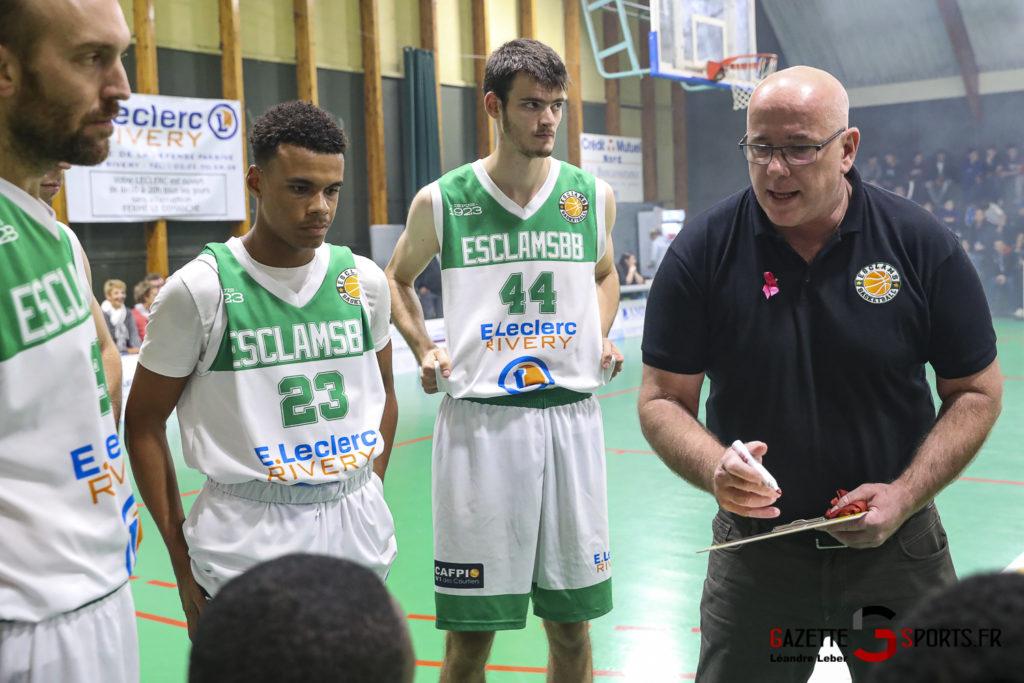 Basket Esclams Longueau Vs Juvisy 0007 Leandre Leber Gazettesports