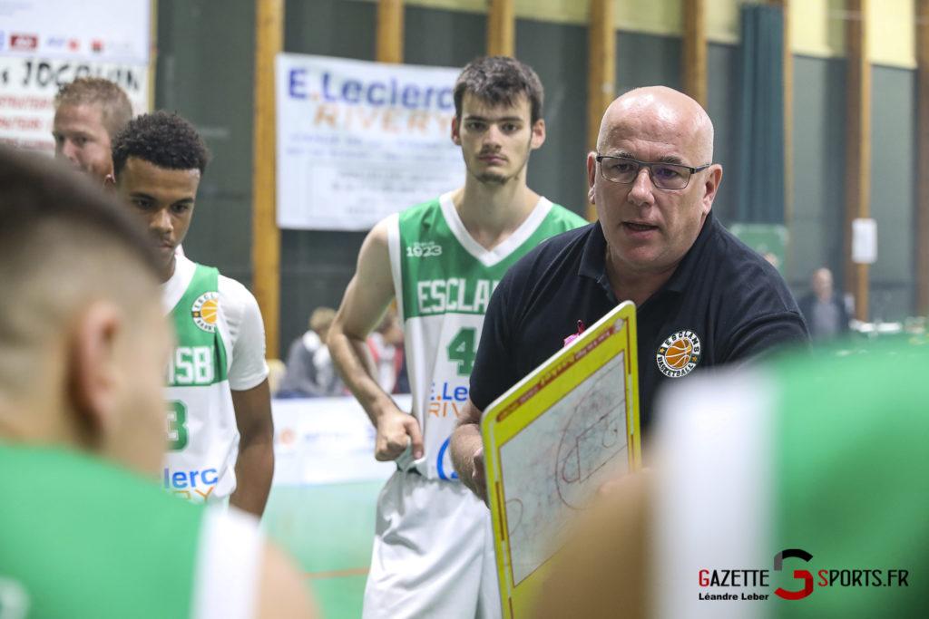 Basket Esclams Longueau Vs Juvisy 0009 Leandre Leber Gazettesports