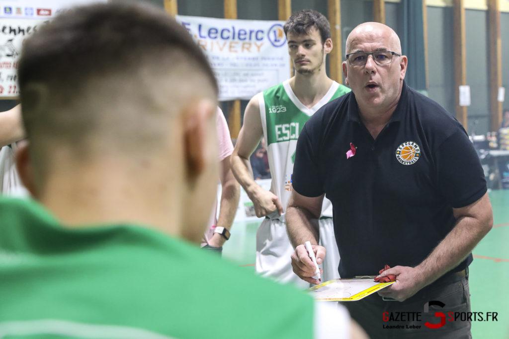 Basket Esclams Longueau Vs Juvisy 0010 Leandre Leber Gazettesports