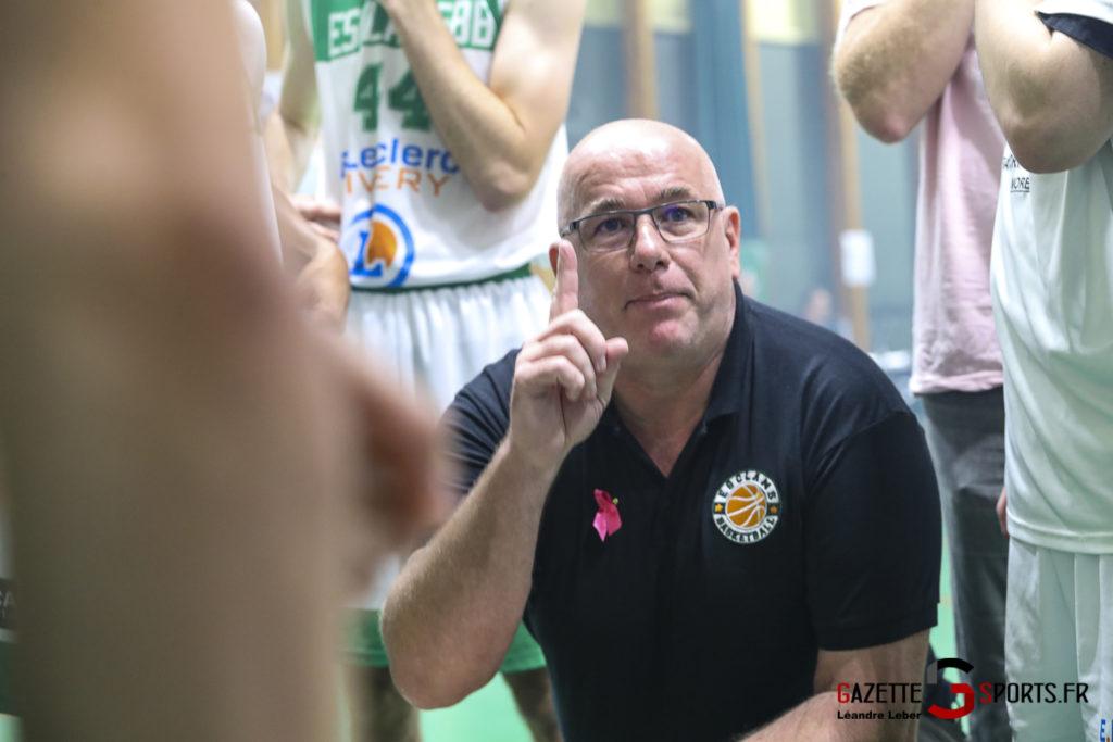 Basket Esclams Longueau Vs Juvisy 0011 Leandre Leber Gazettesports