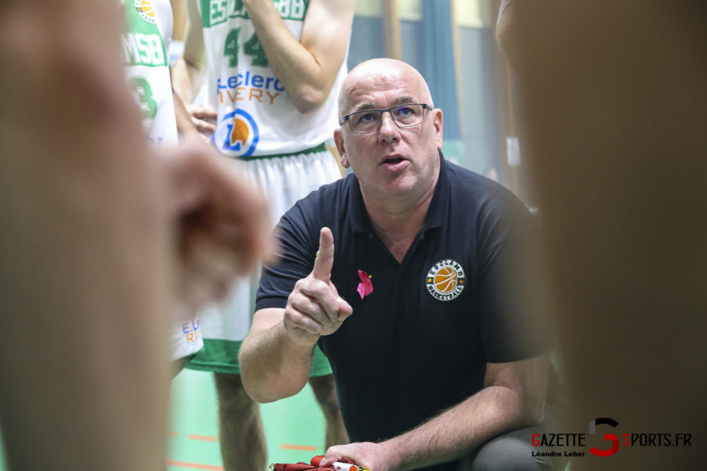 Basket Esclams Longueau Vs Juvisy 0012 Leandre Leber Gazettesports