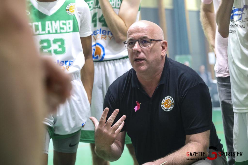Basket Esclams Longueau Vs Juvisy 0014 Leandre Leber Gazettesports