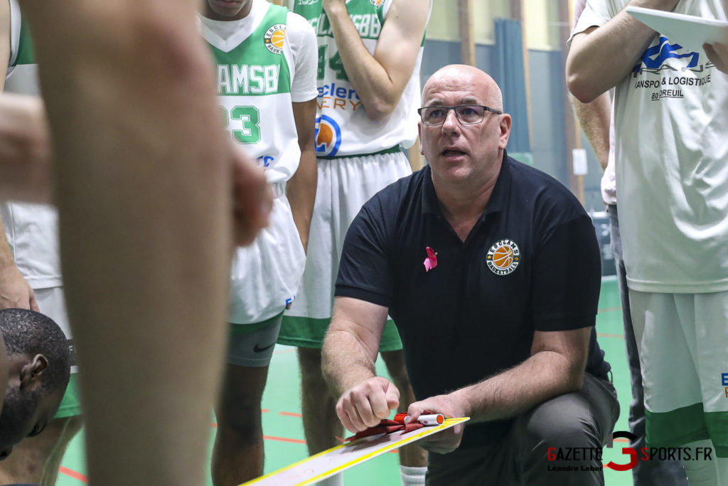 Basket Esclams Longueau Vs Juvisy 0015 Leandre Leber Gazettesports