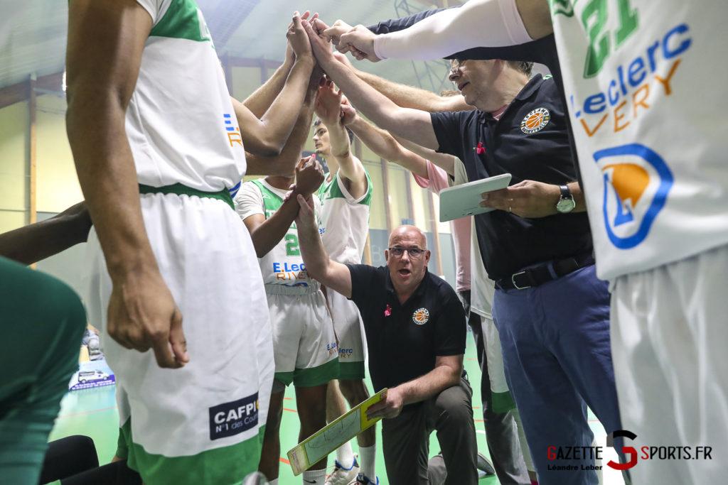 Basket Esclams Longueau Vs Juvisy 0020 Leandre Leber Gazettesports