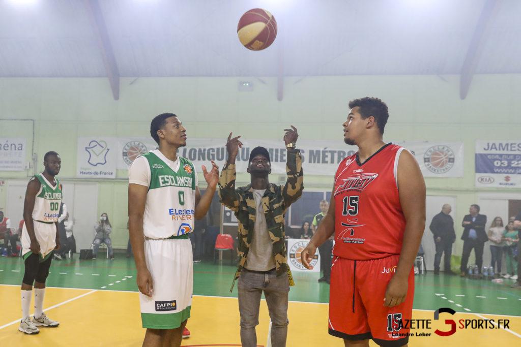 Basket Esclams Longueau Vs Juvisy 0021 Leandre Leber Gazettesports