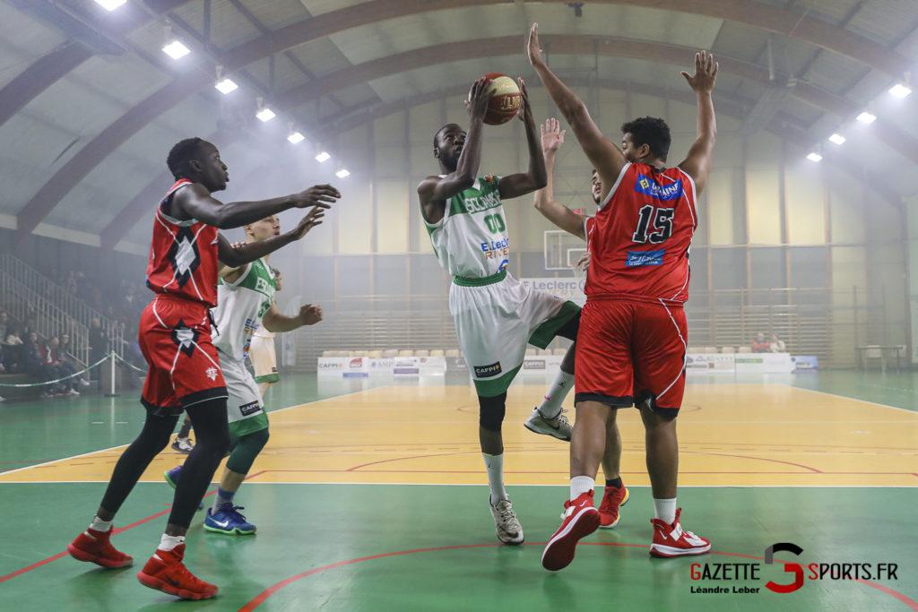 Basket Esclams Longueau Vs Juvisy 0022 Leandre Leber Gazettesports