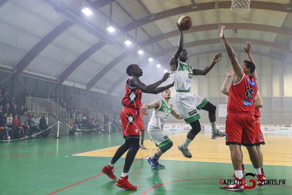 Basket Esclams Longueau Vs Juvisy 0023 Leandre Leber Gazettesports