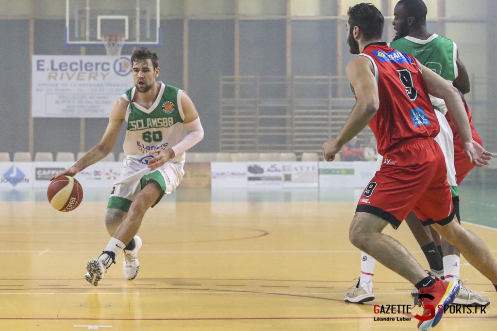 Basket Esclams Longueau Vs Juvisy 0024 Leandre Leber Gazettesports