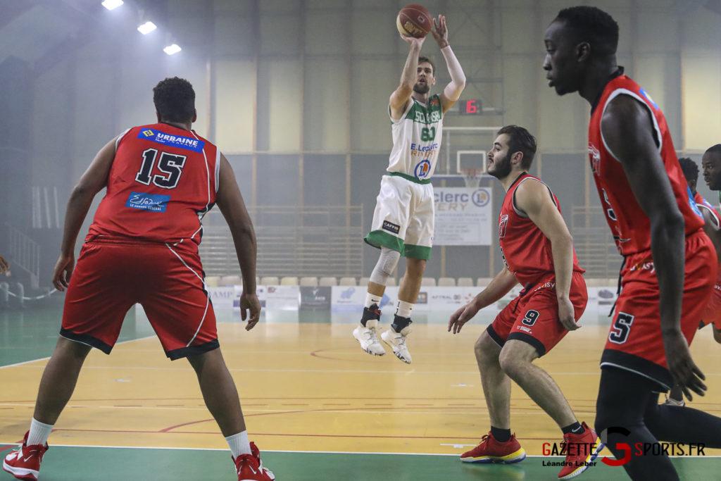 Basket Esclams Longueau Vs Juvisy 0026 Leandre Leber Gazettesports