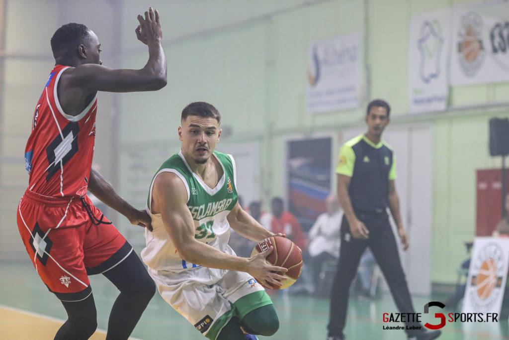Basket Esclams Longueau Vs Juvisy 0027 Leandre Leber Gazettesports