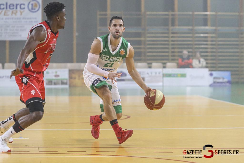 Basket Esclams Longueau Vs Juvisy 0029 Leandre Leber Gazettesports