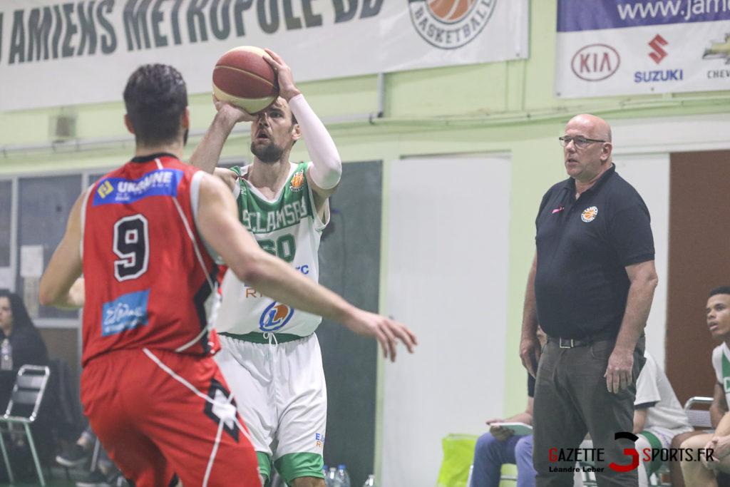 Basket Esclams Longueau Vs Juvisy 0030 Leandre Leber Gazettesports