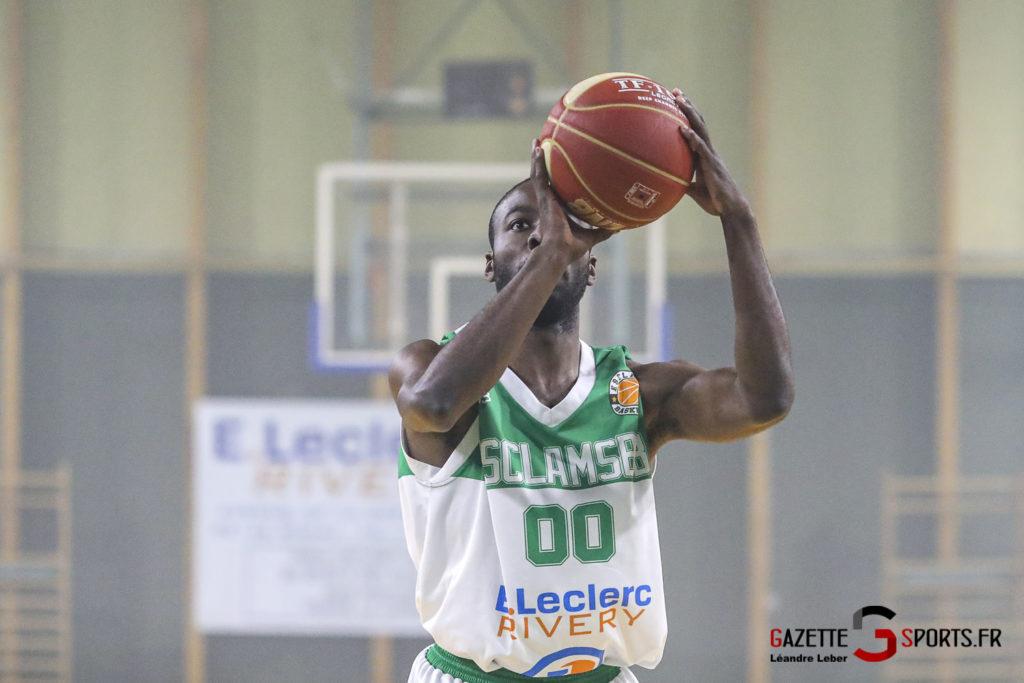 Basket Esclams Longueau Vs Juvisy 0031 Leandre Leber Gazettesports