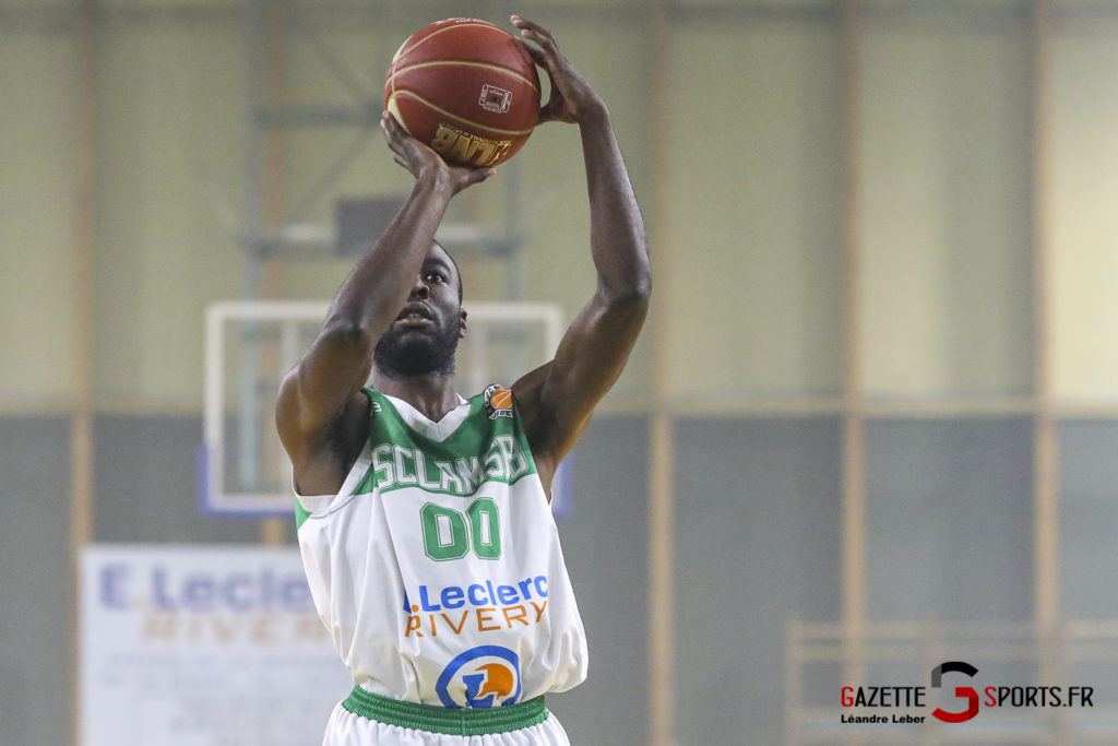 Basket Esclams Longueau Vs Juvisy 0032 Leandre Leber Gazettesports